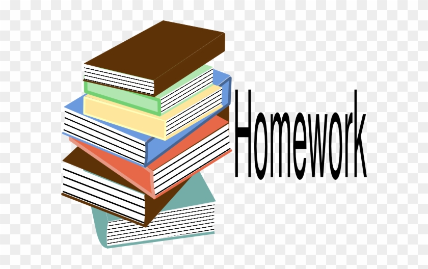 Homework Clipart Illustration - Homework Clipart Transparent #27997