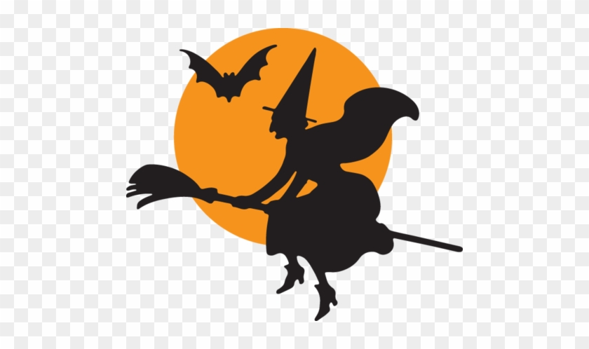A10 Holidays/celebrations Clipart - Halloween Witch #28084