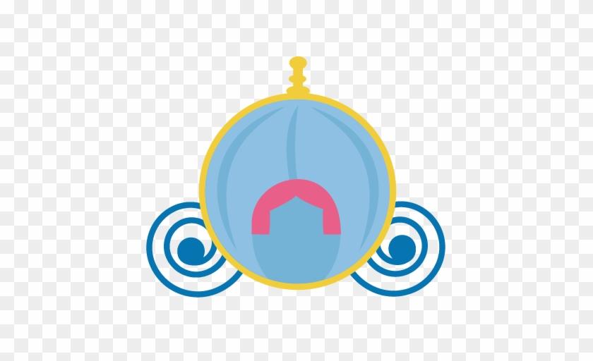 Coolest Pumpkin Carriage Clipart Cinderella Pumpkin - Carriage Svg #28161