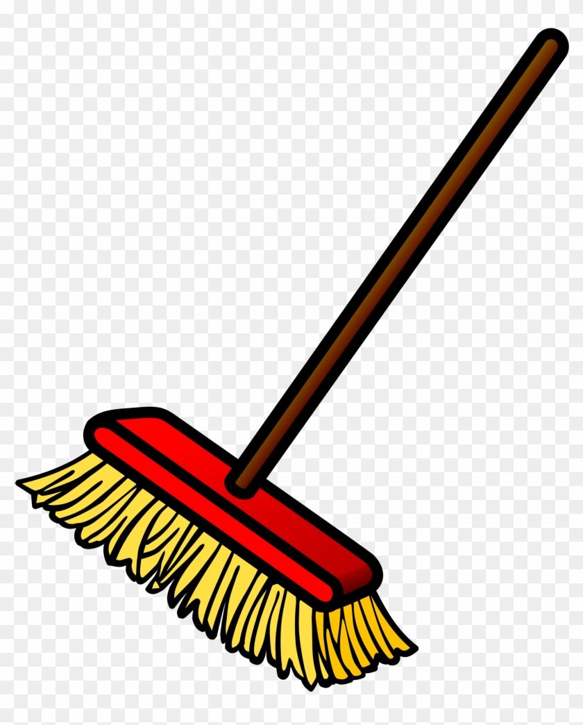 Cinderella Broom Cliparts - Mop Clip Art #28189