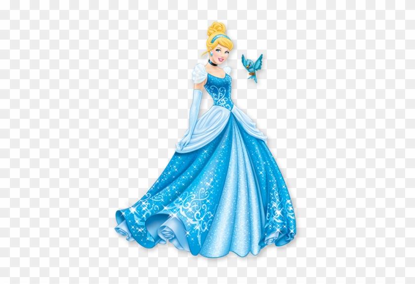 Montando Minha Festa - Cinderella Clipart #28207