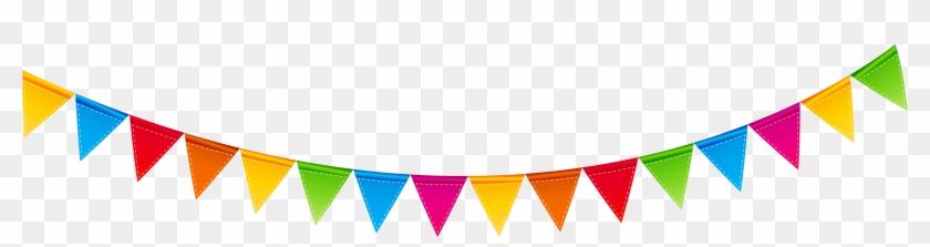 Happy Birthday Border Clipart - Birthday Streamer Clip Art #28263