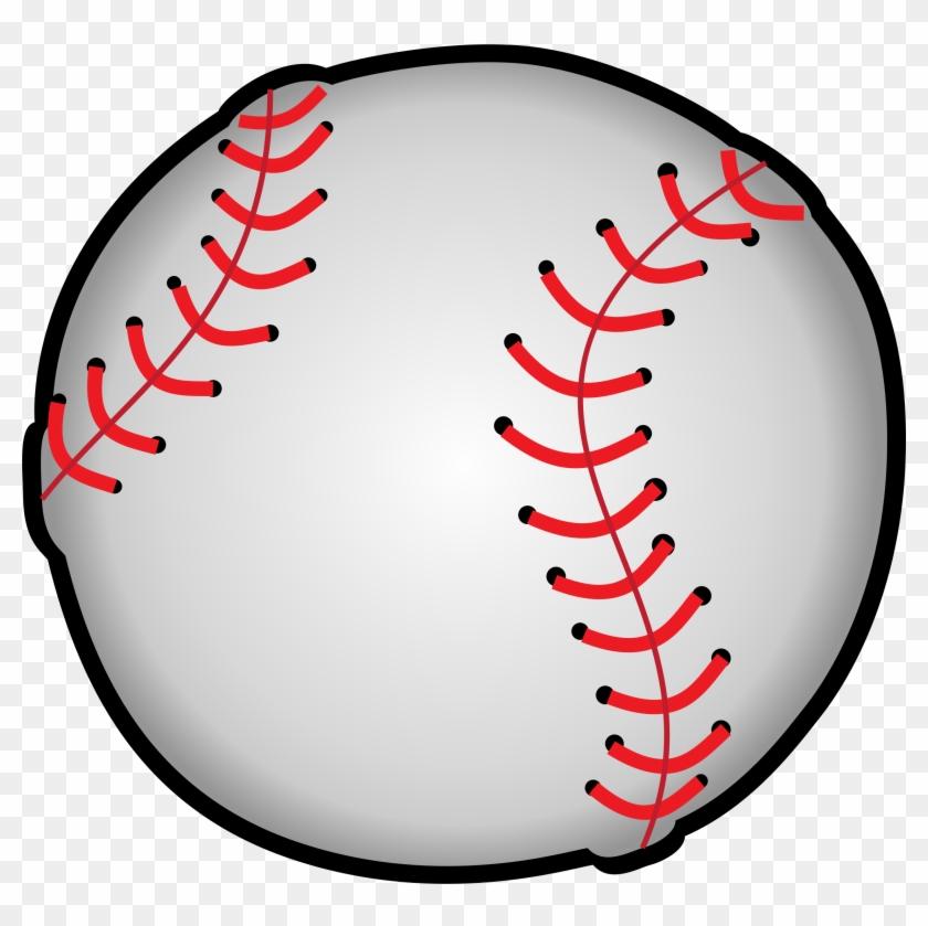 Big Image - Baseball Clipart #28260