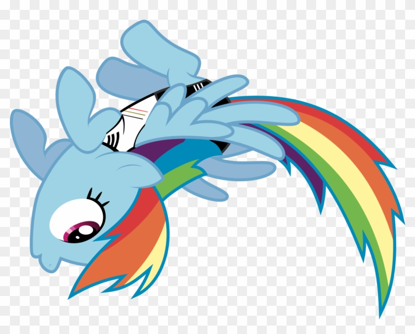 Ironm17, Backflip, Clothes, Football, Germany, Jersey, - Rainbow Dash Flying Png #28270