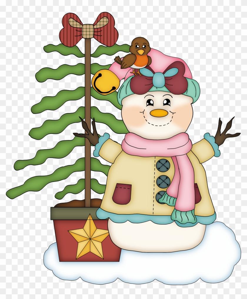 Advent - Snowman #28301