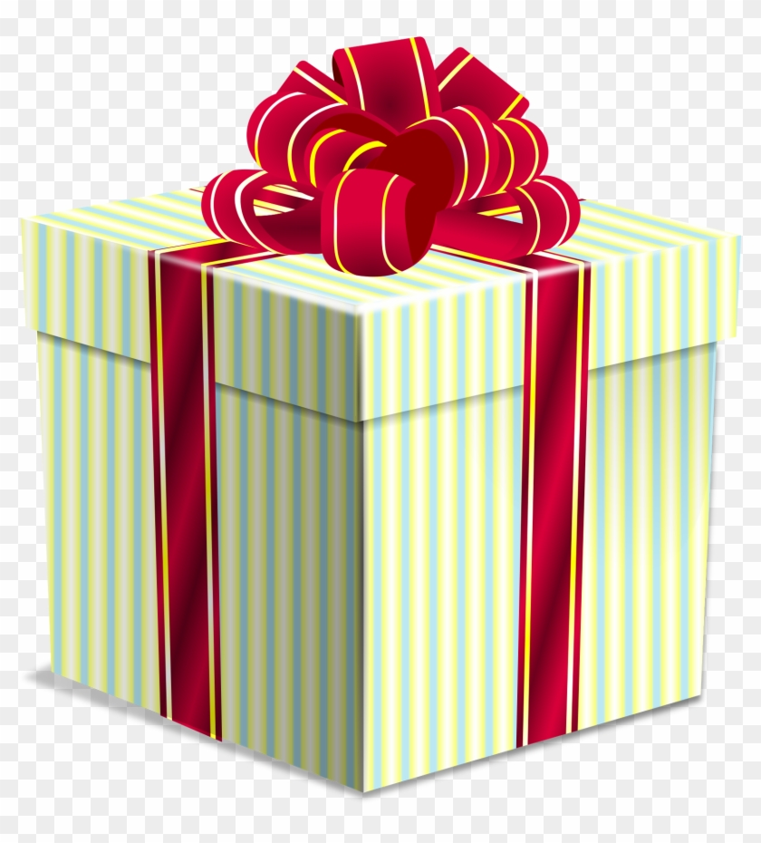 Gift Box Png Transparent Image - Transparent Gift Box Png #28337