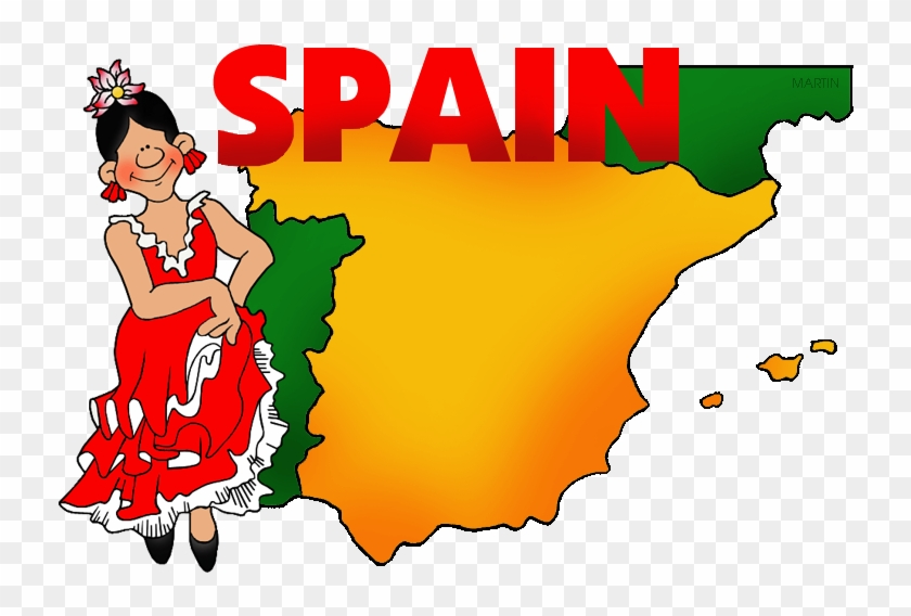 Spain - Spainclip Art #28359
