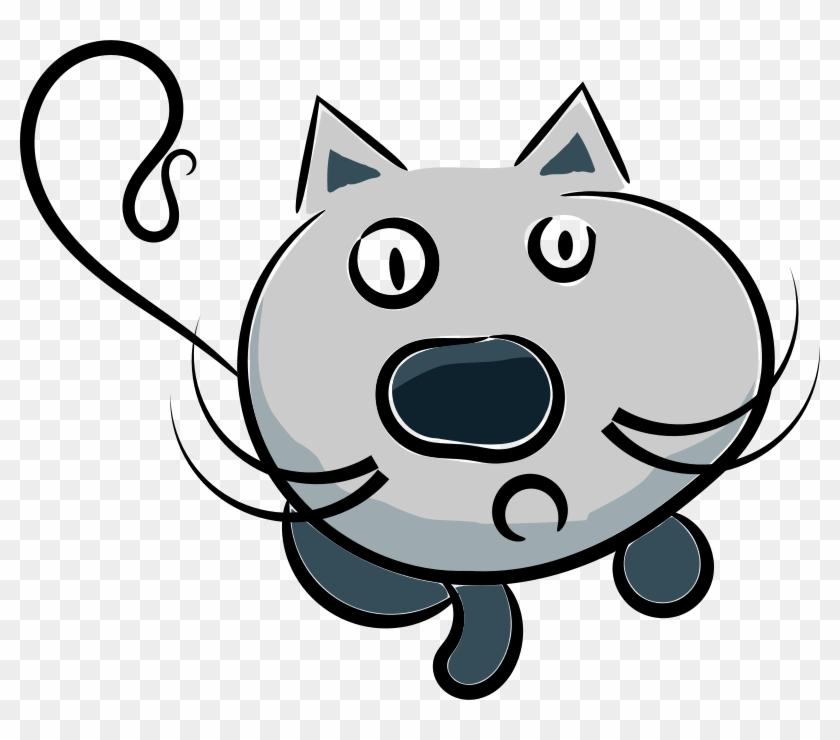 Free Cat - Clip Art #28366