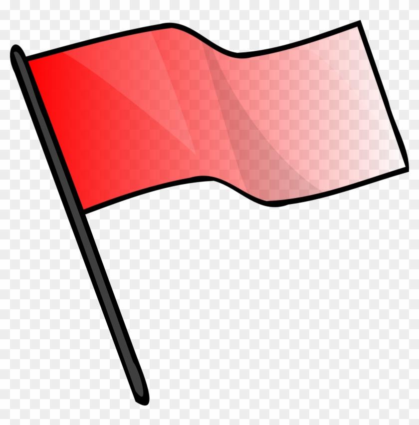 Flag Clipart Sport - Capture The Flag Flag #28392