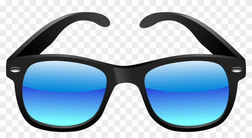 Summer Clipart Sun Glass - Sun Glasses Png Download #28416