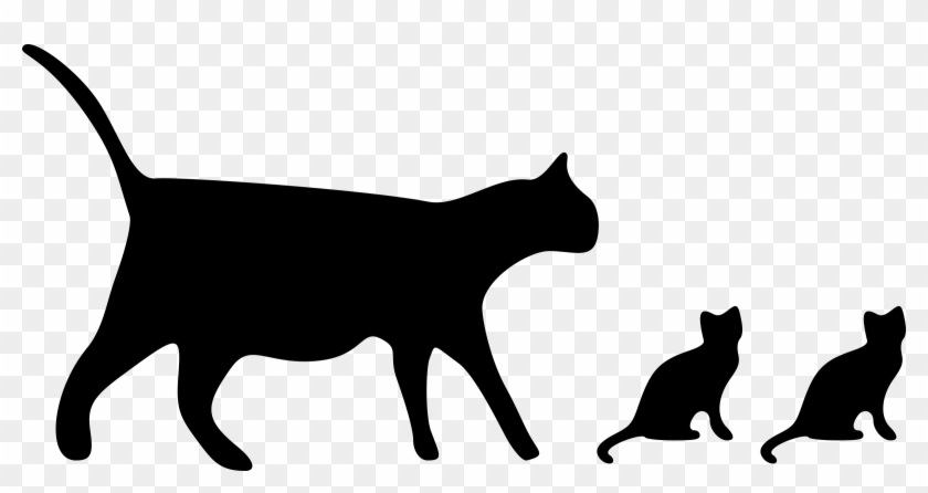 Free Vector Cat Icons Clip Art - Cats Icon #28440