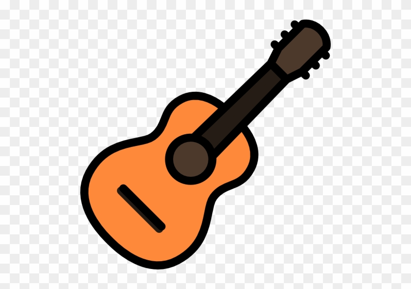 Size - Guitar Icon Png #28465