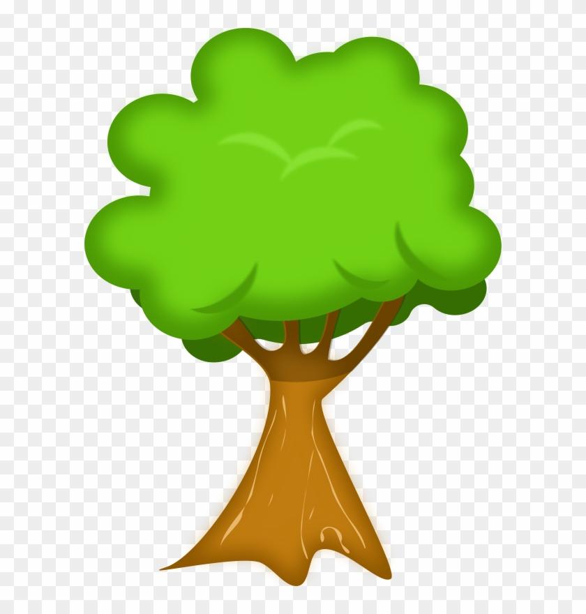 Trees Clip Art #28516