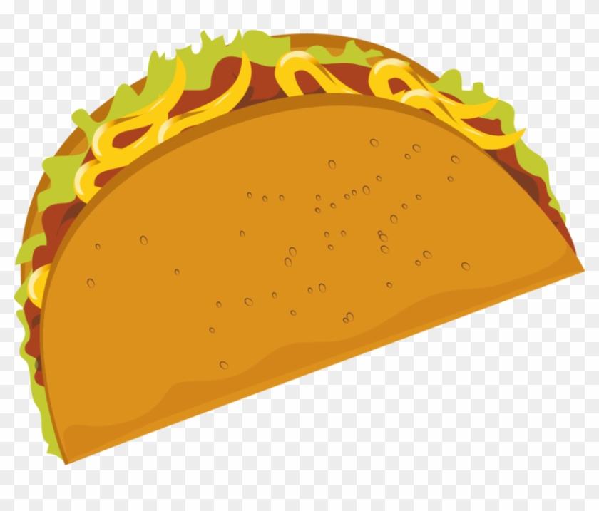 Tacos Clipart Cartoon - Taco Clipart Transparent Background #28570