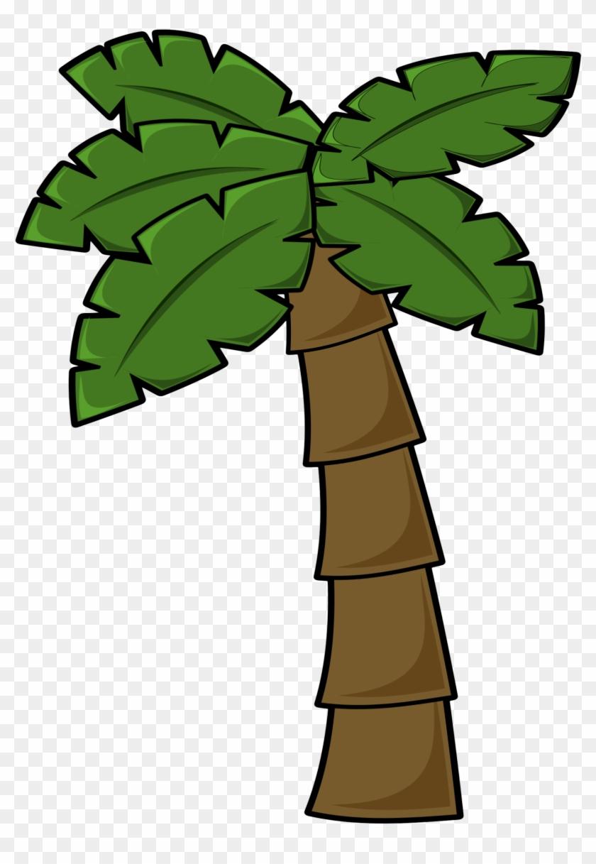 Palm Tree Clipart Simple - Jungle Tree Clip Art #28590