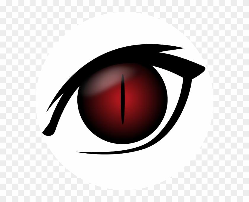 Ojo Rojo Dibujo #28714