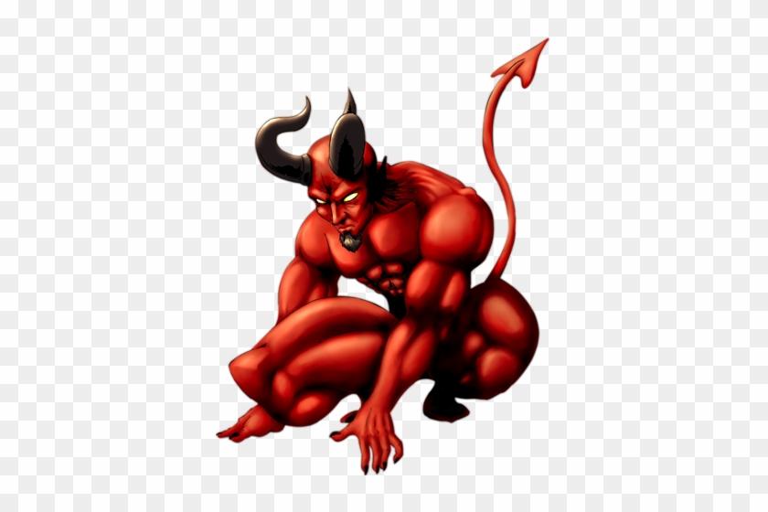 Best Free Devil In Png - Devil Transparent Png #28770