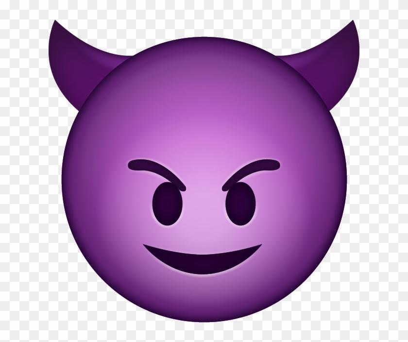 Devil Emoji Png #28774