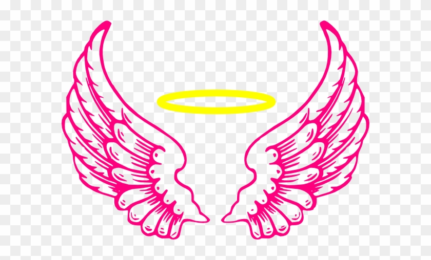Clip Arts Related To - Angel Wings #28776