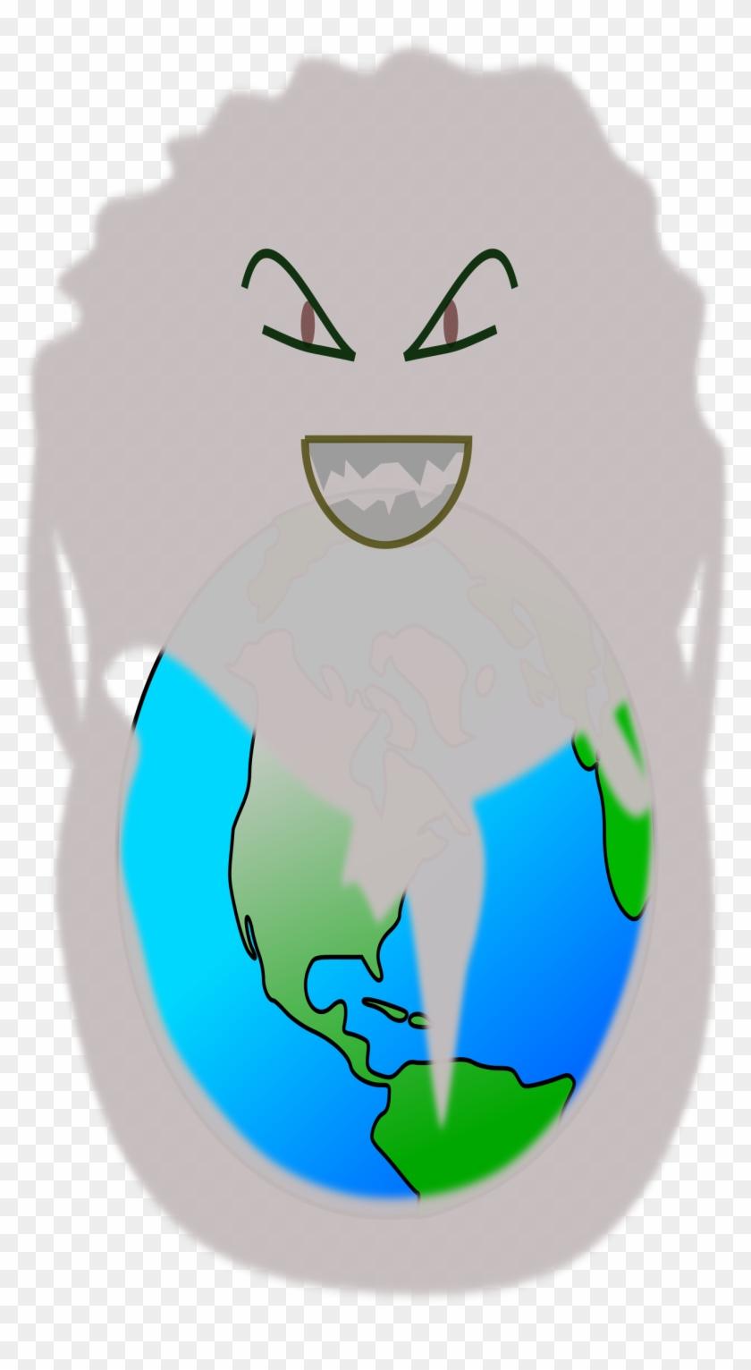 Pollution Transparent Clipart #28804