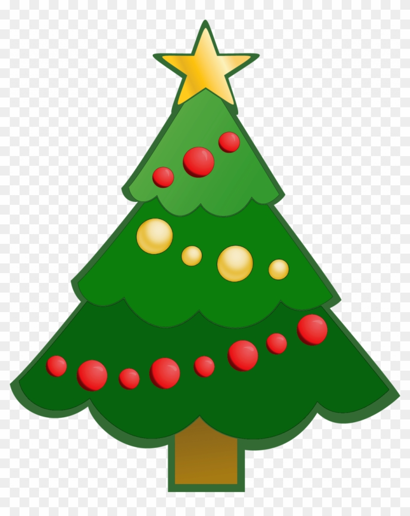 Christmas ~ Christmas Clip Art Phenomenal Tree Clipart - Christmas Tree Svg Free #28816