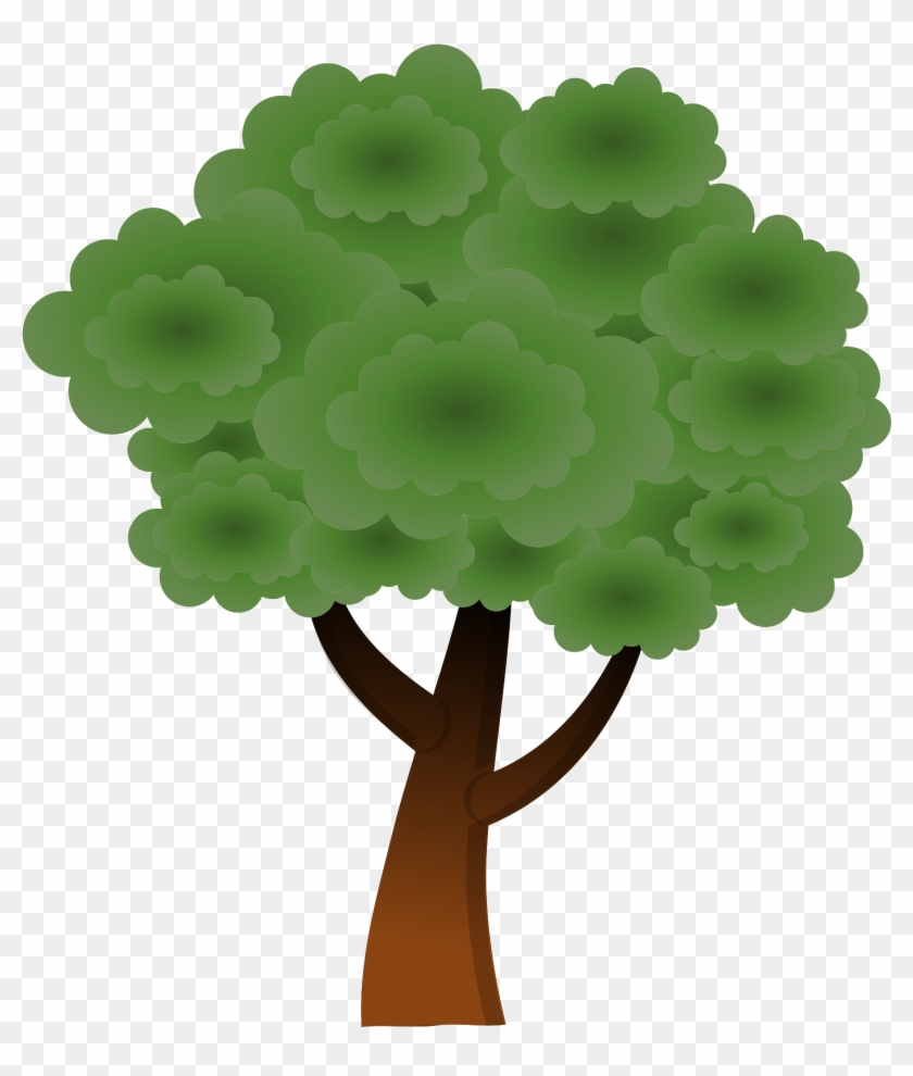Simple Tree - Árboles Animados #28828