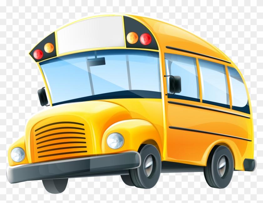 Bus - School Bus Png #28888