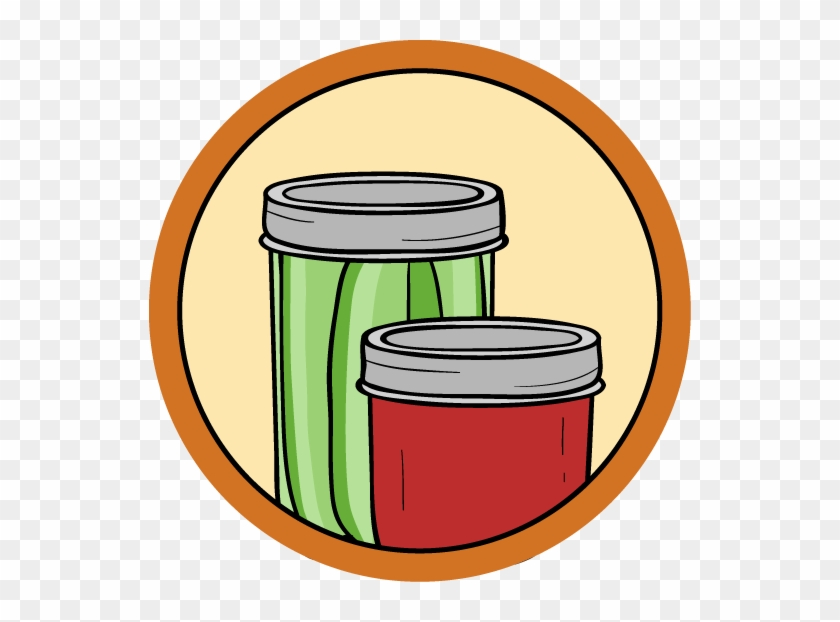 Canning And Preserving Class - Portrait Of A Man #28892