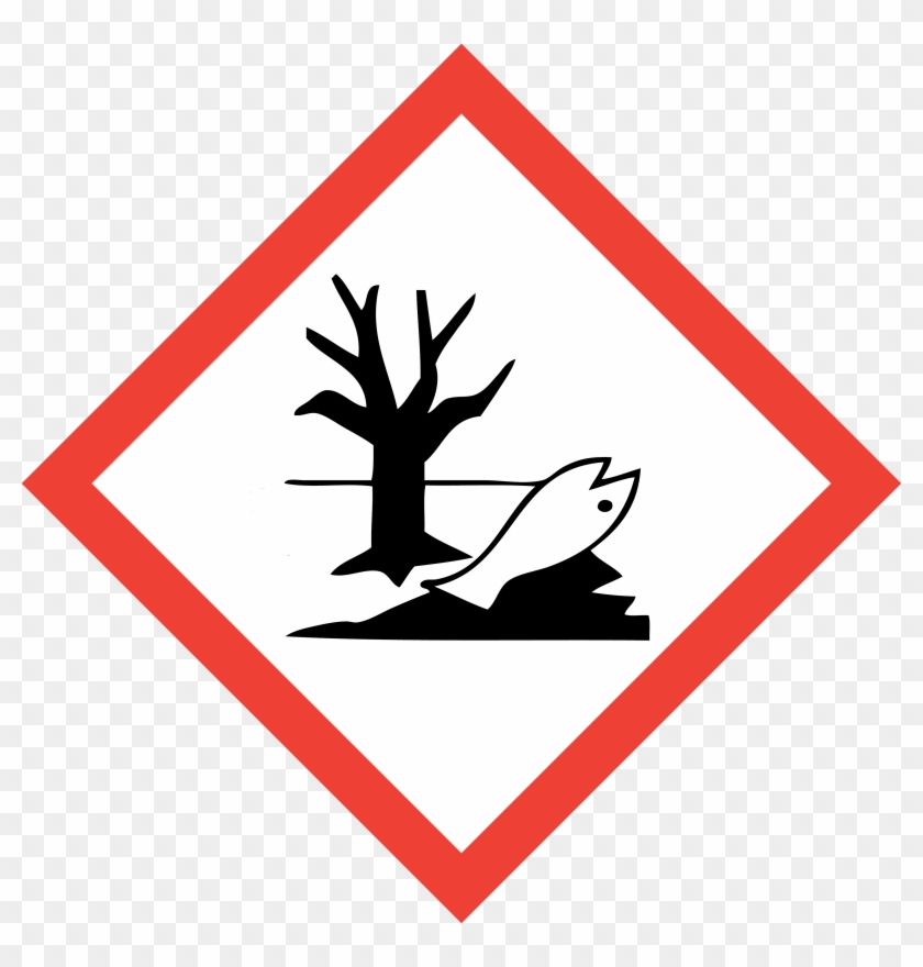 Environment - Environmental Hazard Pictogram #28941