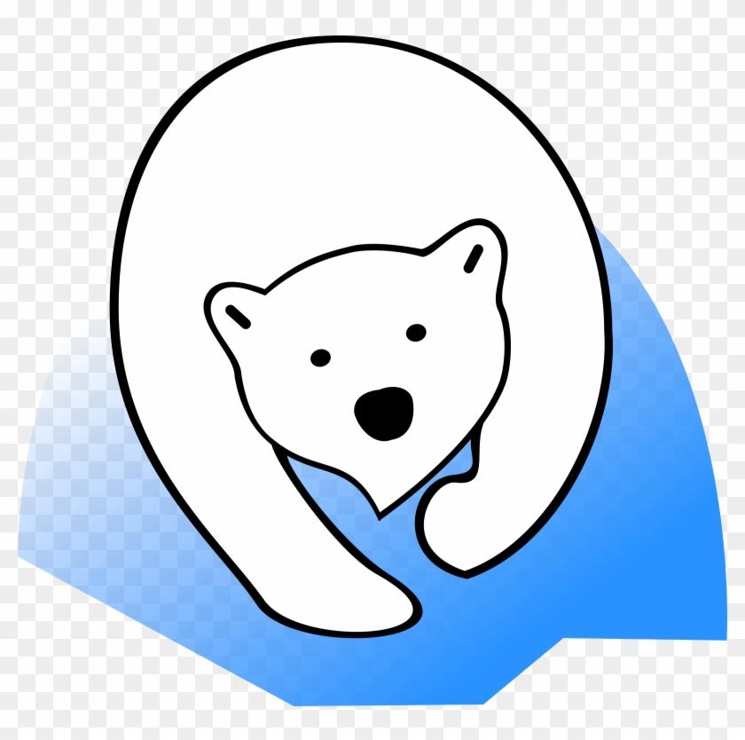 Polar Bear Clip Art #29005