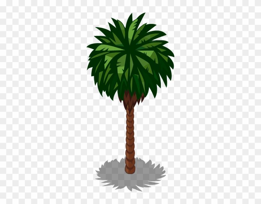 Palm Tree - Database #29027
