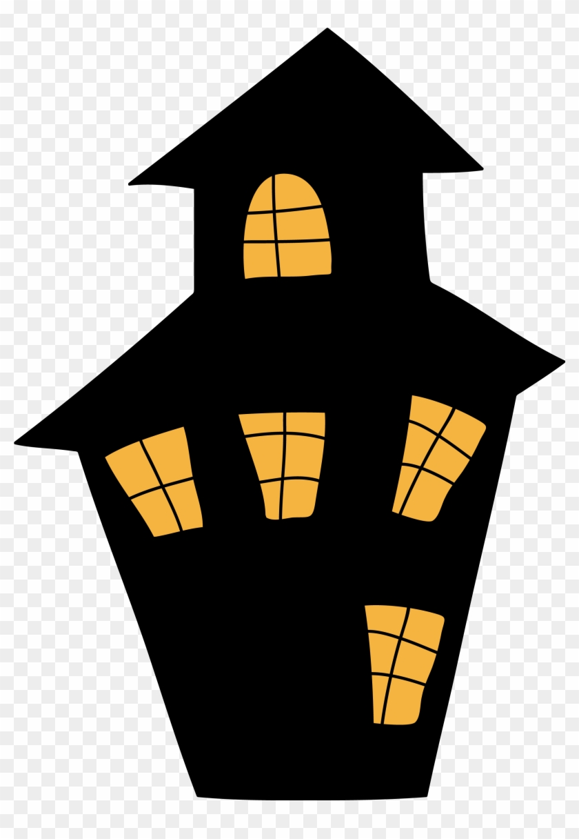 Haunted House Png Clipart - Youniker 22 Pcs Happy Halloween Photo Booth Props,funny #29055