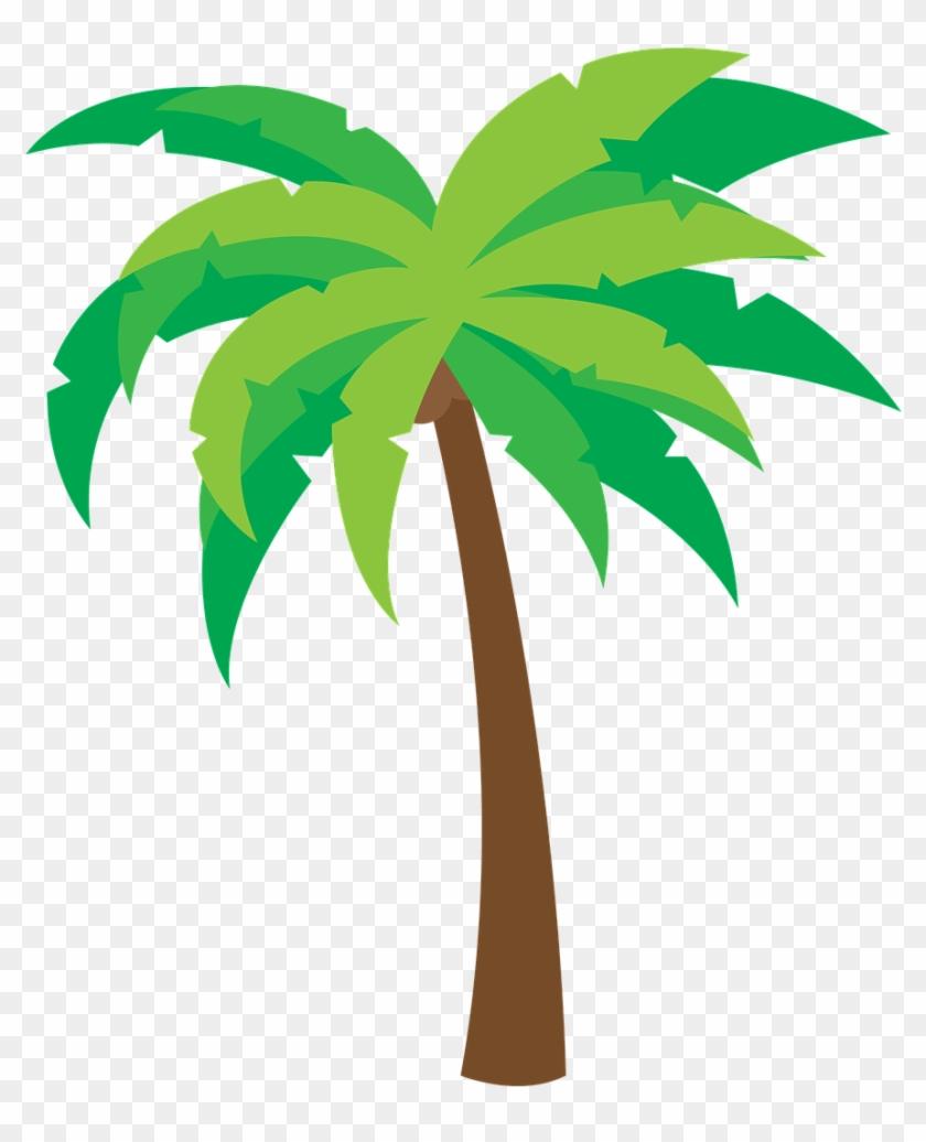 Arecaceae Clip Art - Arecaceae Clip Art #29135