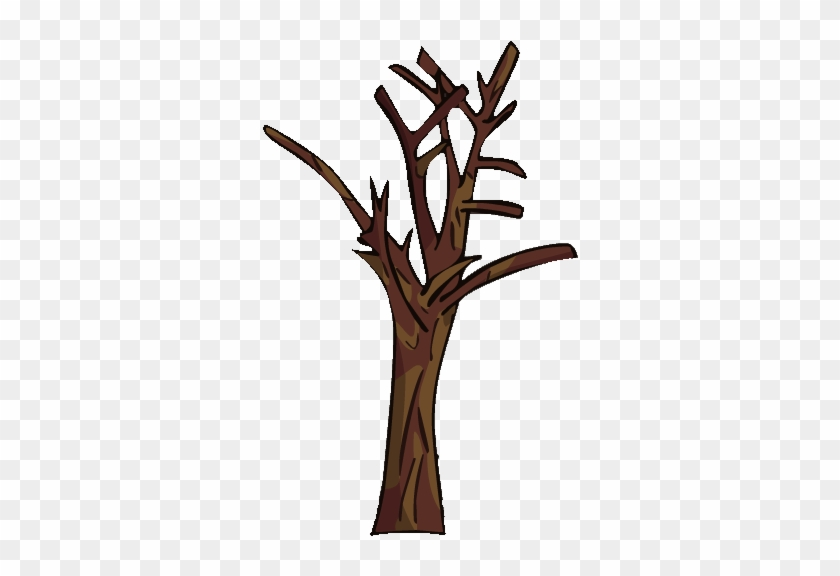 Dead Tree Clipart Large Tree - Dead Tree Hd Png #29114