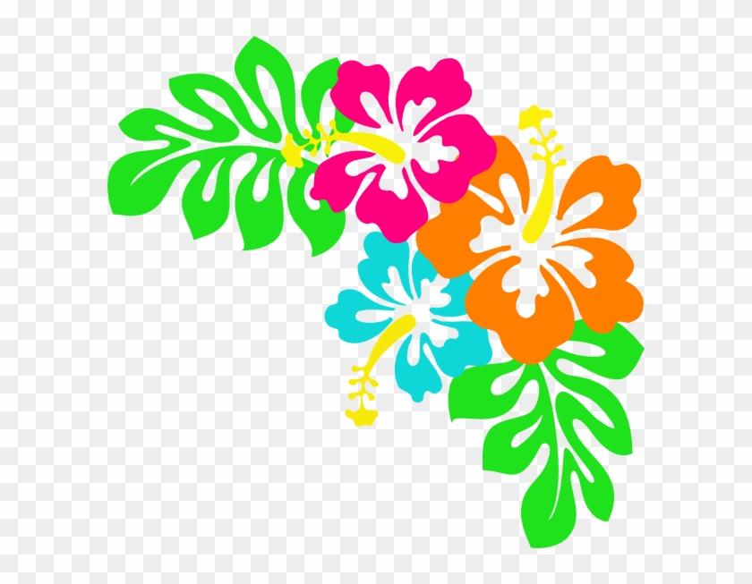 Hawaiian Flower Transparent Clip Art Images Gallery - Hibiscus Clip Art #29125