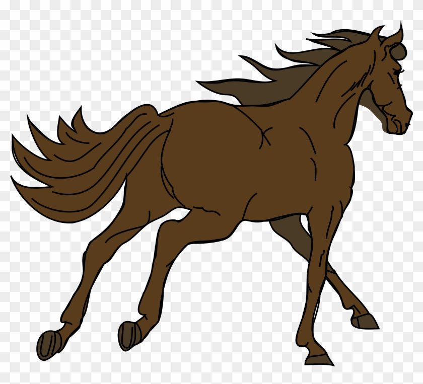 Horse Free To Use Clip Art - Running Horse Gif Png #29126