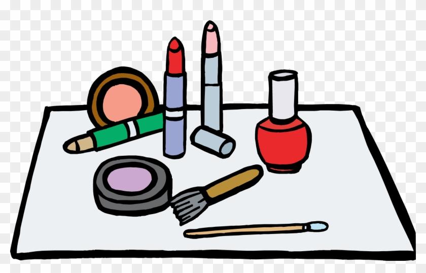Make Up Clipart - Make Up Clip Art #29179