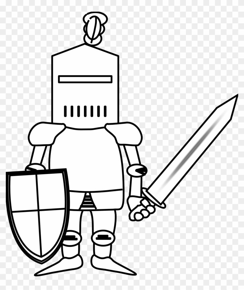 Knight Clip Art - Knight Clip Art #29202