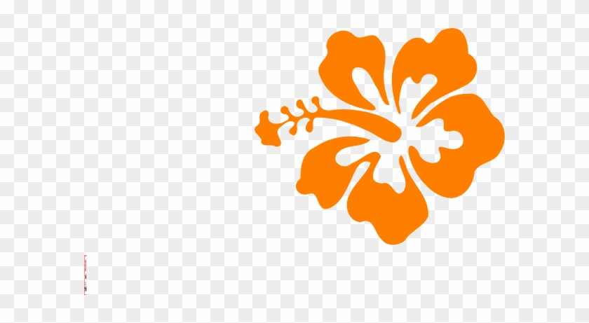 Hawaiian - Flower - Clip - Art - Hibiscus Clip Art #29340