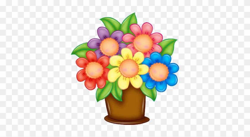 Image Result For Flower Clipart - Clip Art Of Flowers #29361