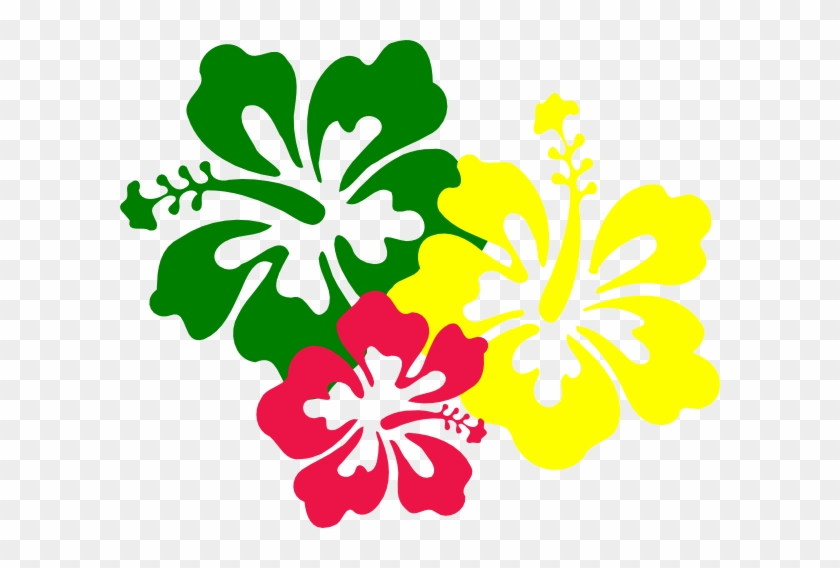 Clip Arts Related To - Hibiscus Clip Art #29366