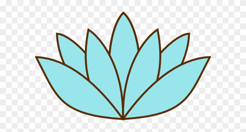 Lotus Clipart Lily Pad Flower - Lotus Flower Clip Art #29422