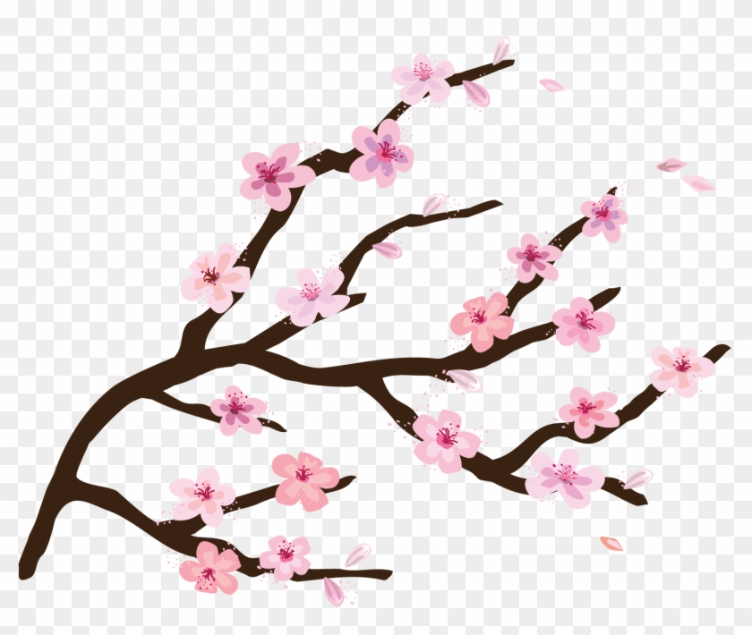 3mt Stickers3mt Stickers - Envelor Home Cherry Blossom Doormat #29444