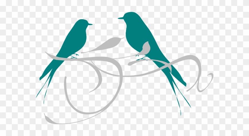 Gallery Love Birds Silhouette Clip Art, - Clip Art Love Birds #29466