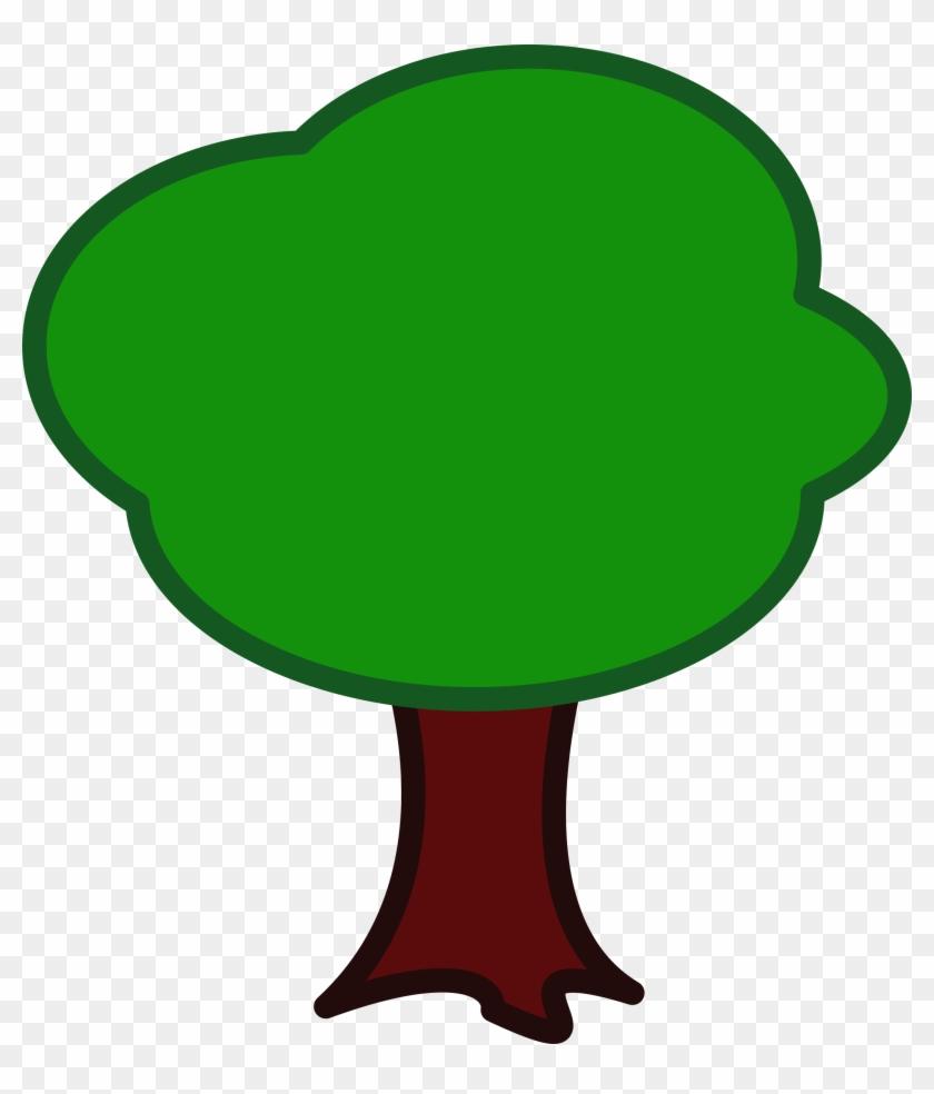 Tree Animated - Cartoon Tree #29491