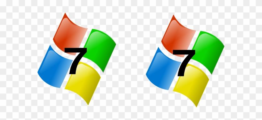 Windows 7 Clip Art - Windows 7 Clipart #29590