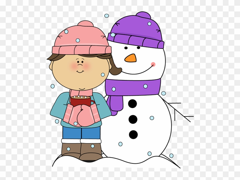 Hot Cocoa Clip Art - Write A Paragraph About Winter #29626