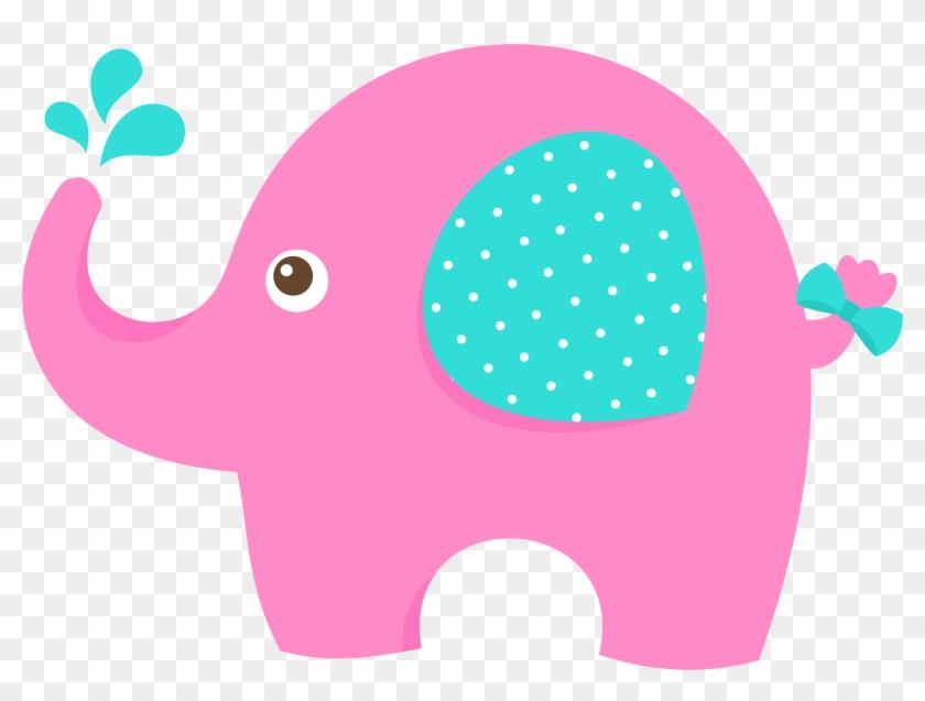 Animal Patterns - Elefante Baby Shower Png #29692