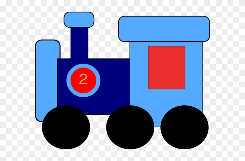 Train Engine Clipart - Train Engine Clip Art #29721