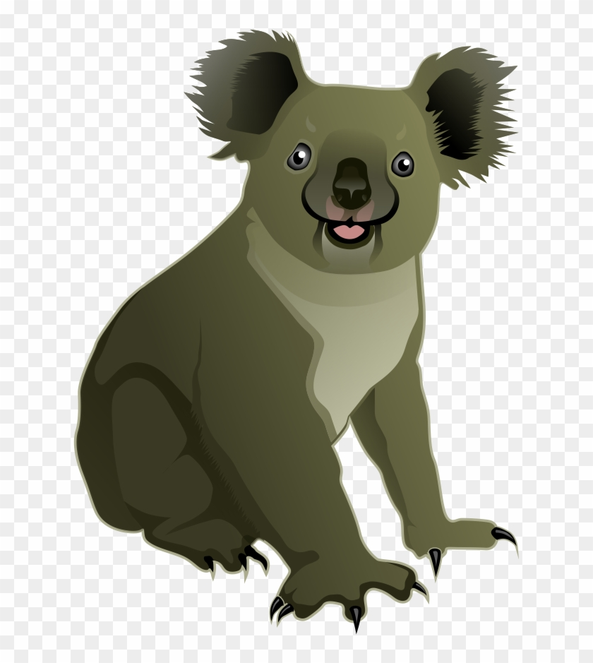 Com Koala Png Koala Clipart - Koala Clipart #29840